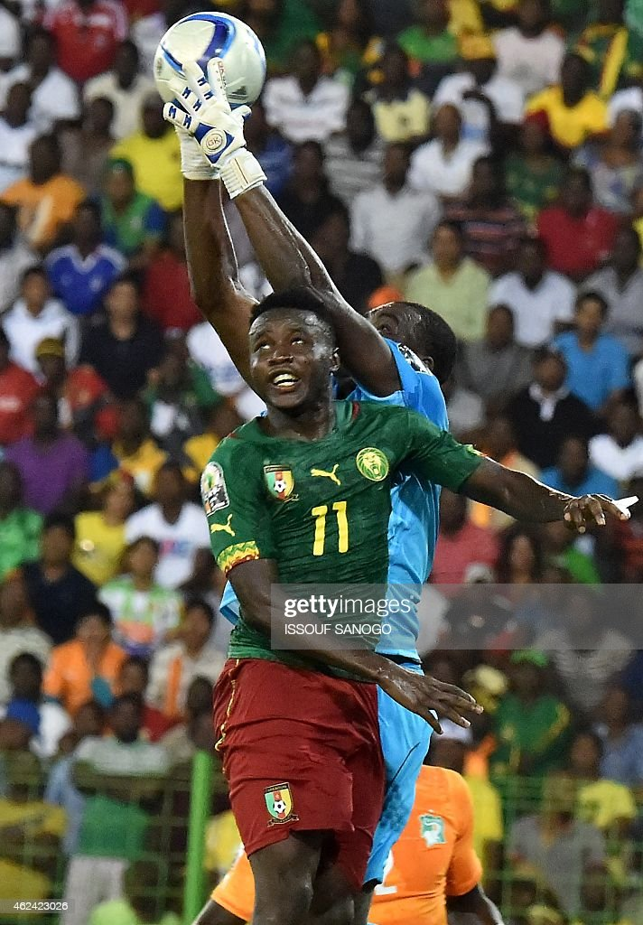 Ivory Coast v Cameroon - 2015 Africa Cup of Nations: Group D