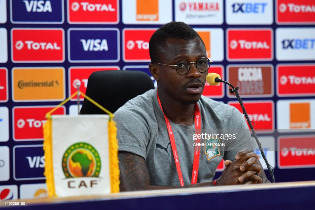 FBL-AFR-2019-CIV-PRESSER : News Photo