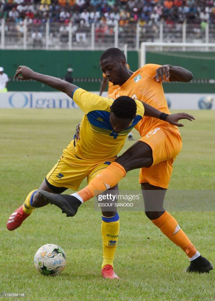 FBL-AFR-CAN-CIV-RWANDA : News Photo