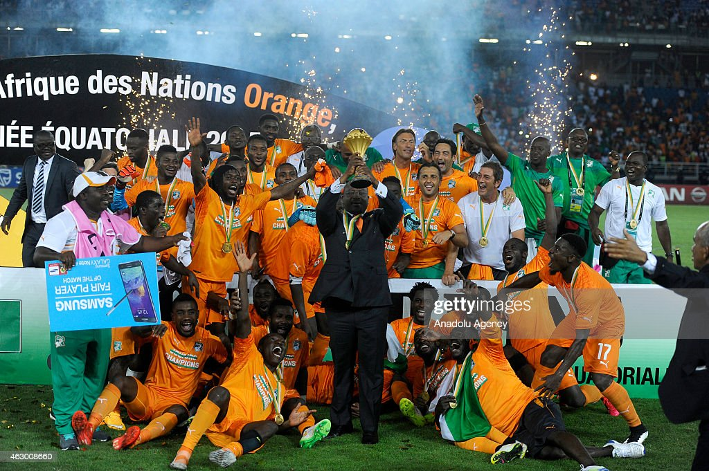 Ivory Coast v Ghana - Africa Cup of Nations Final : News Photo