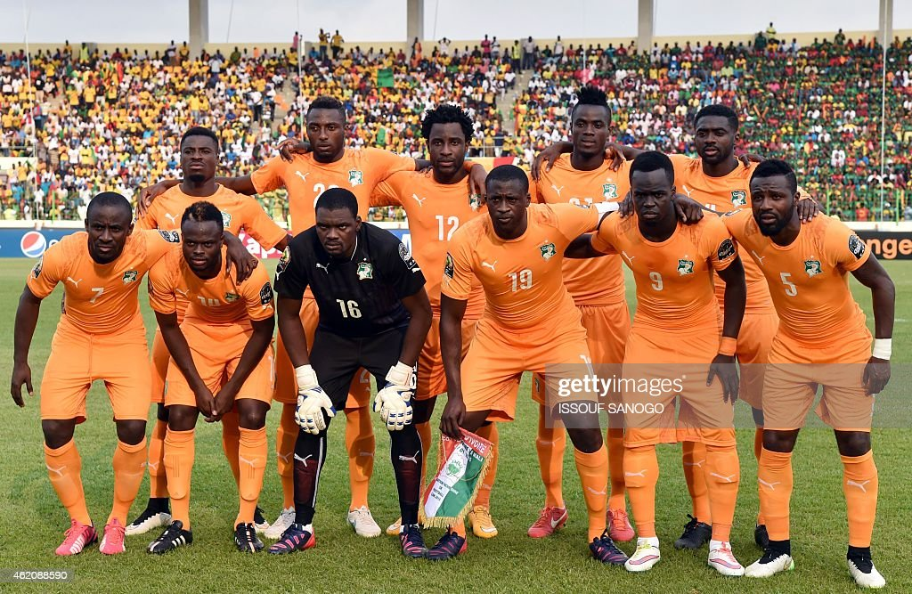 Mali v Ivory Coast - 2015 Africa Cup of Nations: Group D