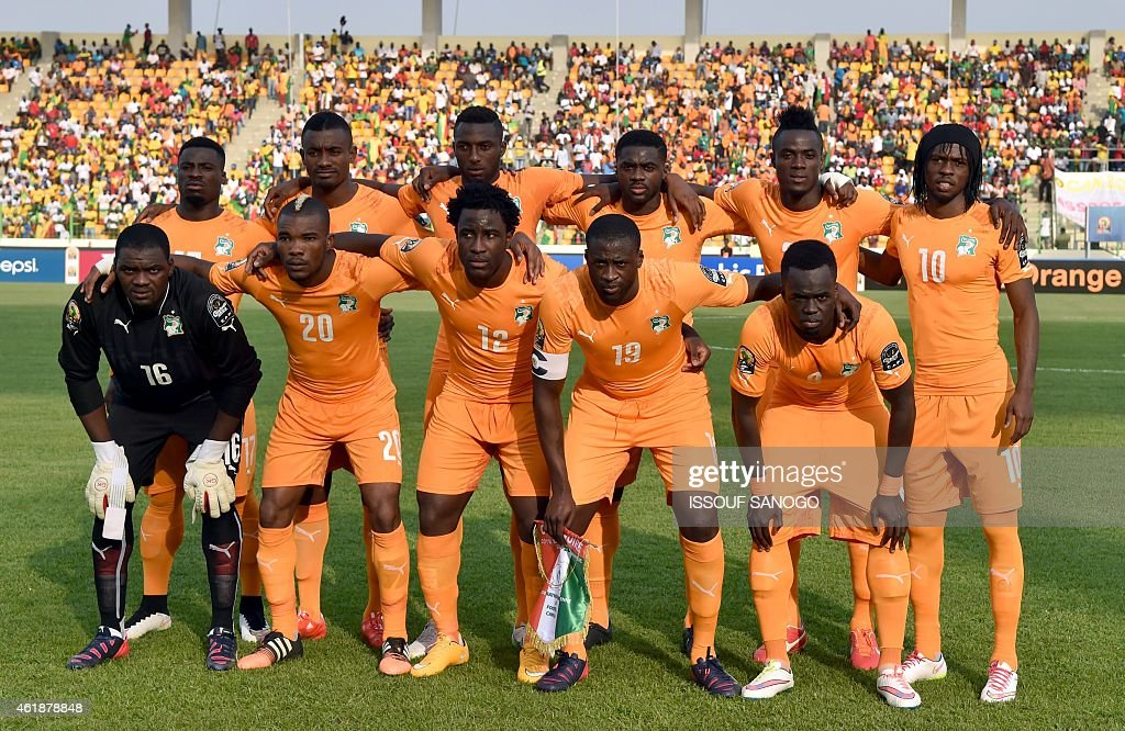 Ivory Coast v Guinea - 2015 Africa Cup of Nations: Group D