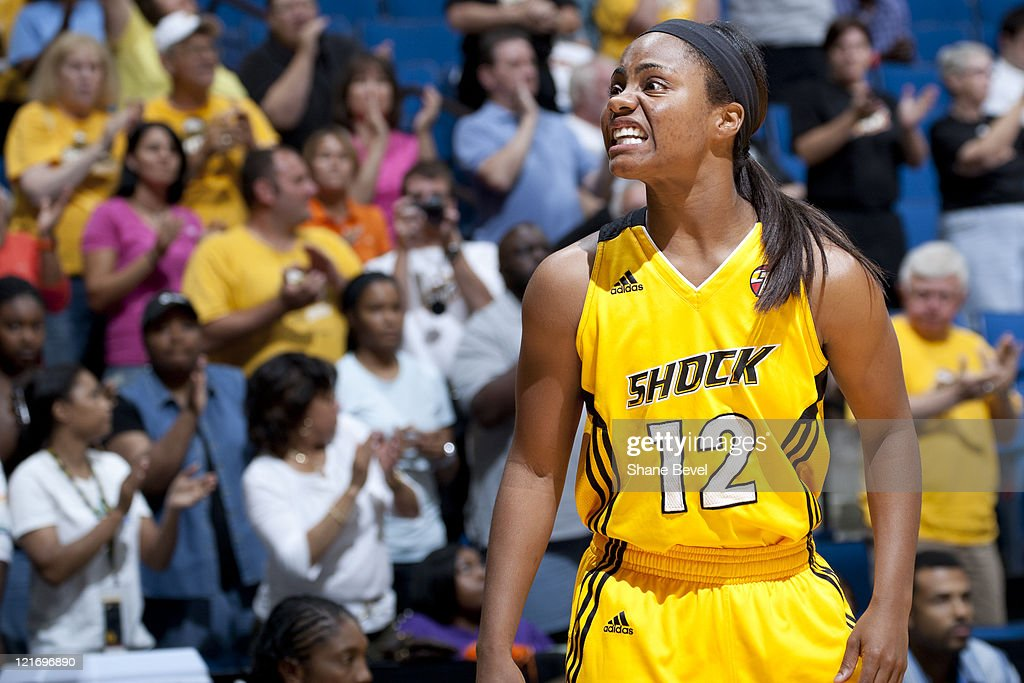 Los Angeles Sparks v  Tulsa Shock