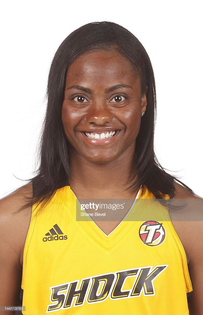 Tulsa Shock Media Day 2012 : News Photo