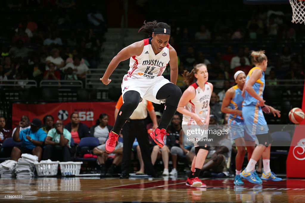 Chicago Sky v Washington Mystics