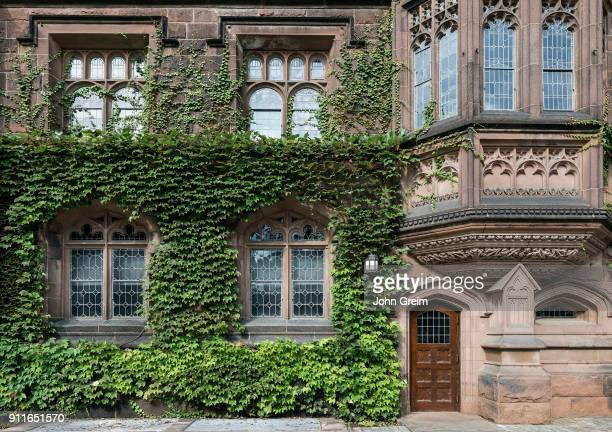 Ivy League architecture at Princeton University.