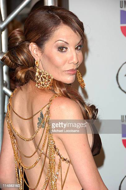 Ivy Queen during The 7th Annual Latin GRAMMY Awards - Arrivals at Madison Square Garden in New York City, New York, United States.