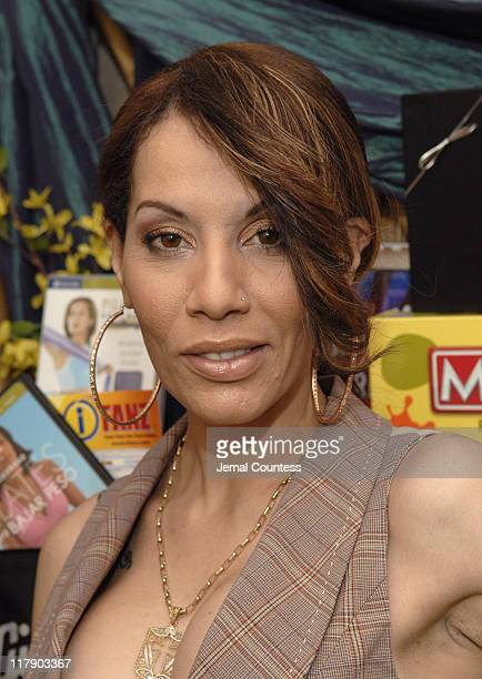 Ivy Queen during The 7th Annual Latin GRAMMY Awards Backstage Lounge by Distinctive Assets Day 2 at Madison Square Garden in New York City New York...