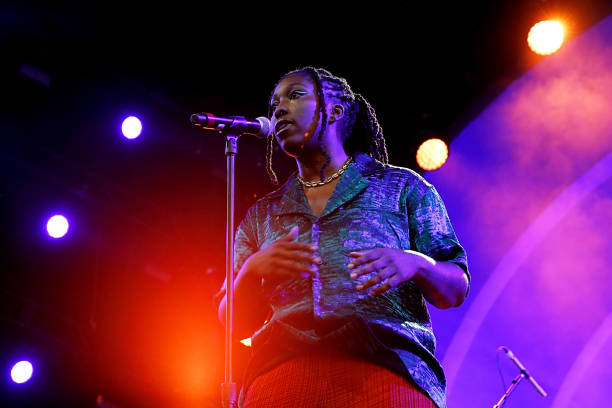 NY: 43rd Annual BRIC Celebrate Brooklyn! Festival - Skip Marley & Ivy Sole