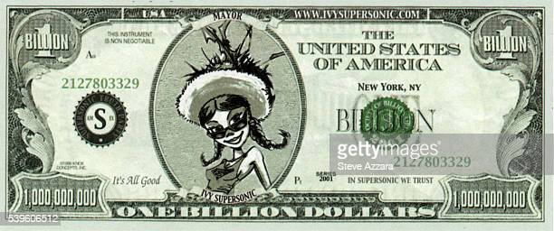one billion dollar bill ストックフォトと画像 getty images