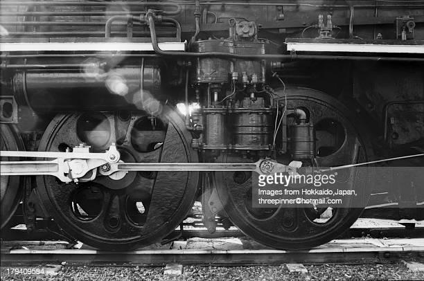 iwamizawa - steam train stock pictures, royalty-free photos & images