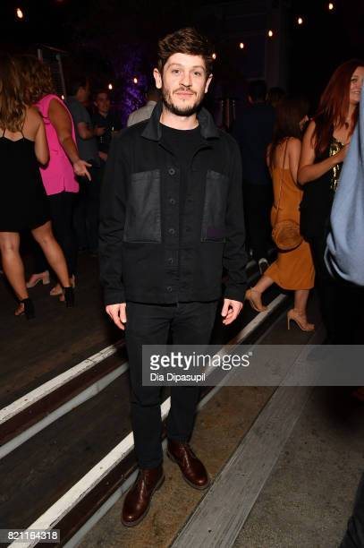 Iwan Rheon at Entertainment Weekly's annual ComicCon party in celebration of ComicCon 2017 at Float at Hard Rock Hotel San Diego on July 22 2017 in...