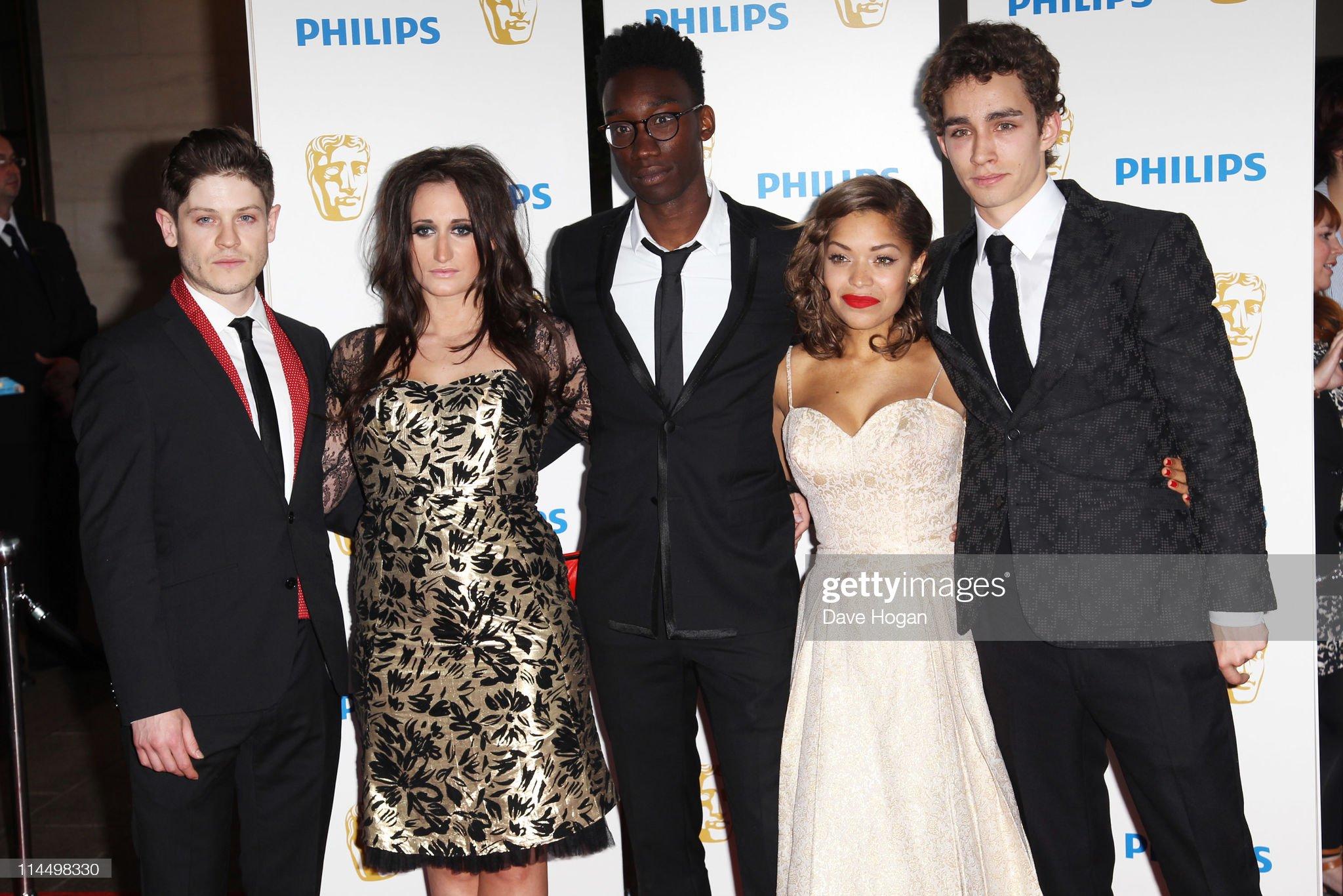 Philips British Academy Television Awards - Inside Arrivals : News Photo