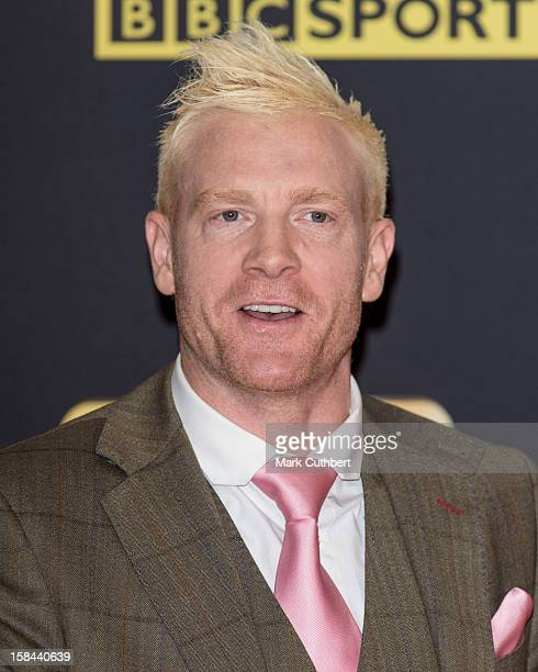 Iwan Thomas attends the BBC Sports Personality Of The Year Awards at ExCel on December 16 2012 in London England