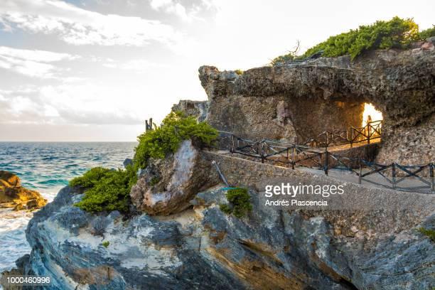 Ixchel's temple - Isla Mujeres