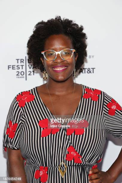"""Iyabo Boyd attends the """"Untitled: Dave Chappelle Documentary"""" Premiere during the 2021 Tribeca Festival at Radio City Music Hall on June 19, 2021 in..."""