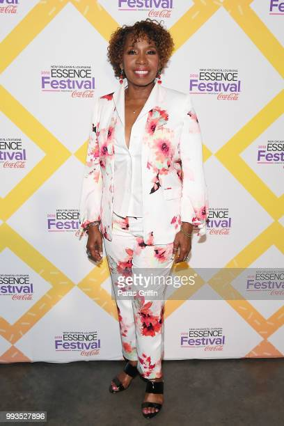 Iyanla Vanzant attends the 2018 Essence Festival presented by CocaCola at Ernest N Morial Convention Center on July 7 2018 in New Orleans Louisiana
