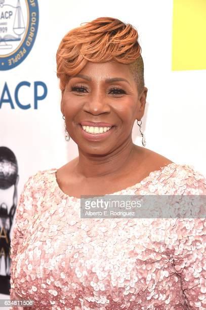 Iyanla Vanzant attends the 48th NAACP Image Awards at Pasadena Civic Auditorium on February 11 2017 in Pasadena California