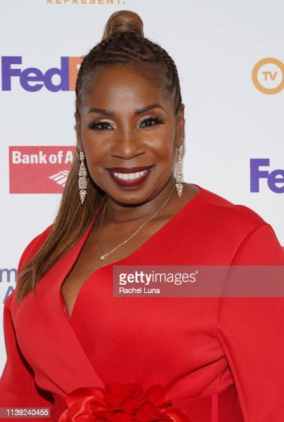 Iyanla Vanzant attends the 50th NAACP Image Awards NonTelevised Dinner at Beverly Hilton Hotel on March 29 2019 in Beverly Hills California