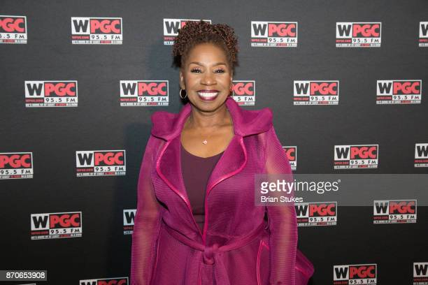 Iyanla Vanzant attends WPGC's 18th Annual For Sisters Only at Walter E Washington Convention Center on November 4 2017 in Washington DC