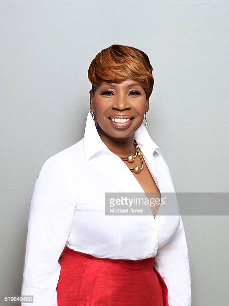 Iyanla Vanzant is photographed at the 2016 Black Women in Hollywood Luncheon for Essencecom on February 25 2016 in Los Angeles California
