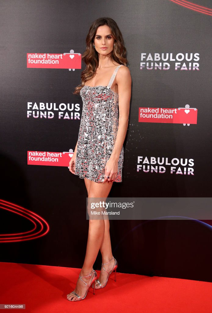 Naked Heart Foundation's Fabulous Fund Fair - LFW February 2018