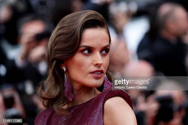 Izabel Goulart attends the opening ceremony and screening of The Dead Don't Die during the 72nd annual Cannes Film Festival on May 14 2019 in Cannes...