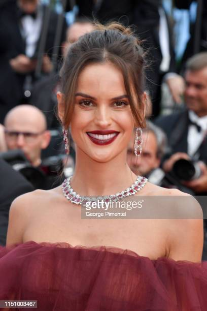 "Izabel Goulart attends the screening of ""Oh Mercy! "" during the 72nd annual Cannes Film Festival on May 22, 2019 in Cannes, France."