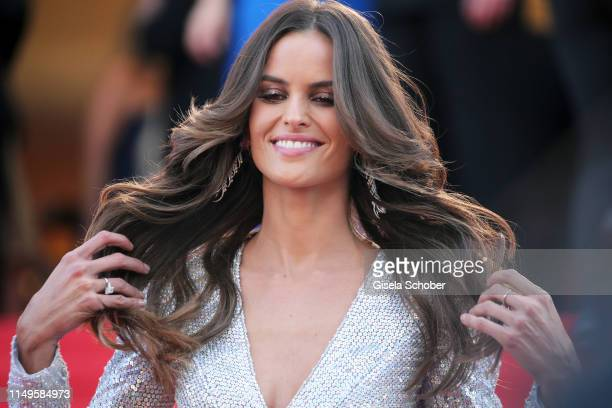 """Izabel Goulart attends the screening of """"Rocketman"""" during the 72nd annual Cannes Film Festival on May 16, 2019 in Cannes, France."""