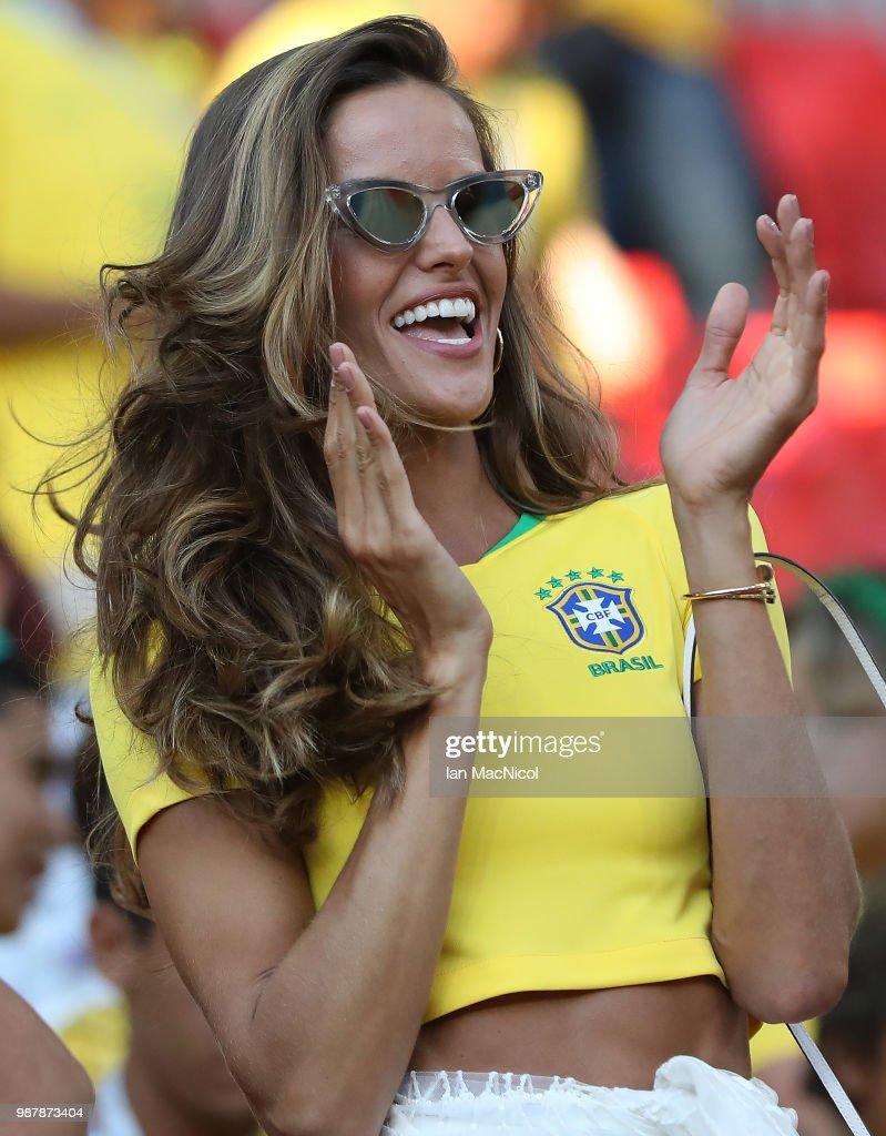 Serbia v Brazil: Group E - 2018 FIFA World Cup Russia : News Photo