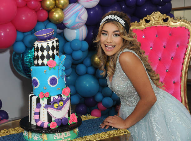 CA: 13th Birthday Celebration For Izabellah Diez