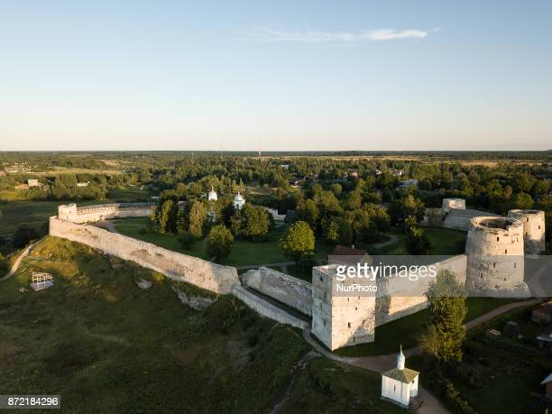 Izborsk Located in the western Russian region of Pskov near the border with Estonia Izborsk Fortress is one of the most ancient Russian towns...