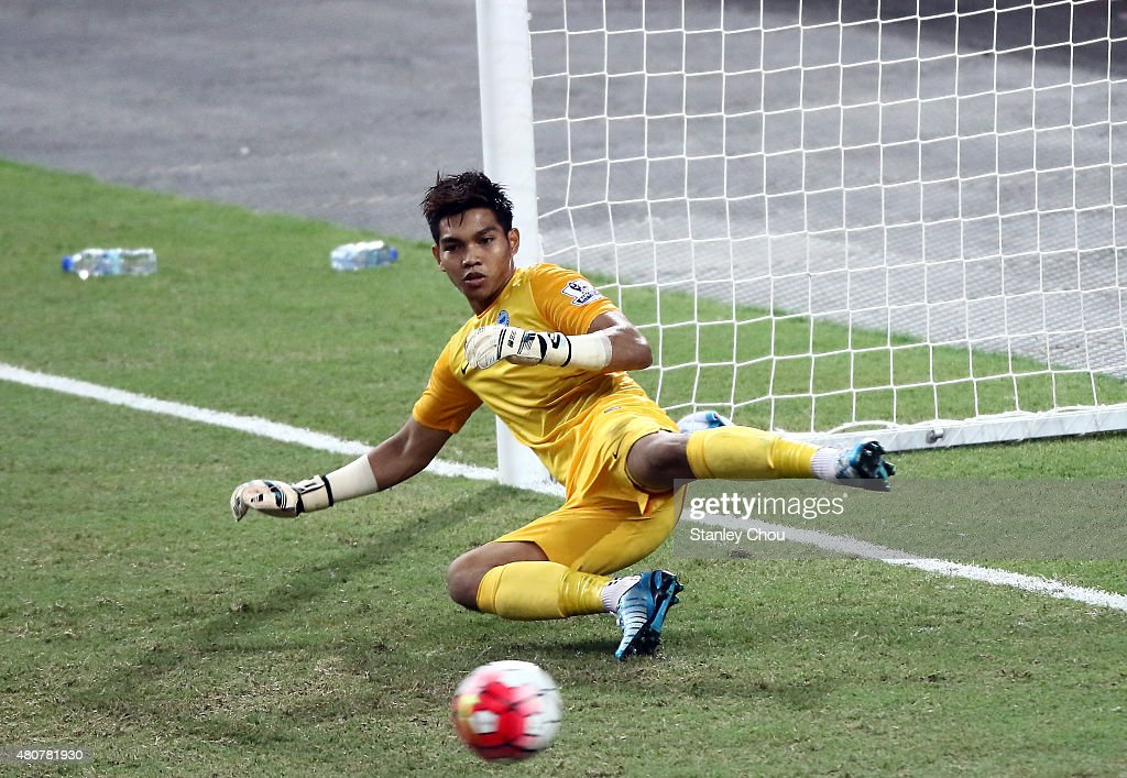 Barclays Asia Trophy : News Photo
