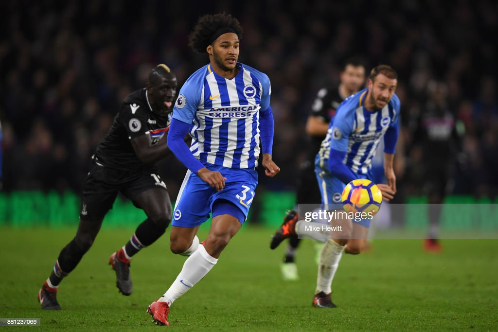 Brighton and Hove Albion v Crystal Palace - Premier League : News Photo