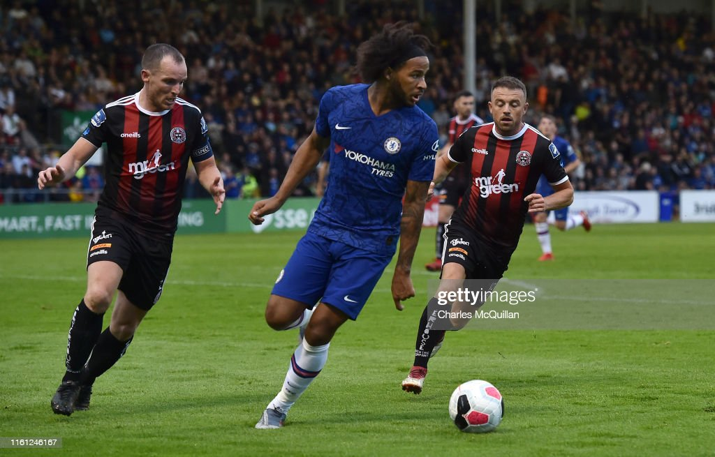 Bohemians FC v Chelsea FC - Pre-Season Friendly : News Photo