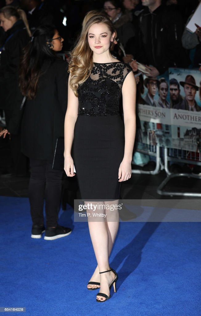 Izzy Meikle-Small attends the World Premiere of 'Another Mother's Son' on March 16, 2017 at Odeon Leicester Sqaure in London, England.