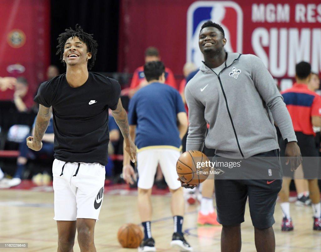 Memphis Grizzlies v New Orleans Pelicans : News Photo
