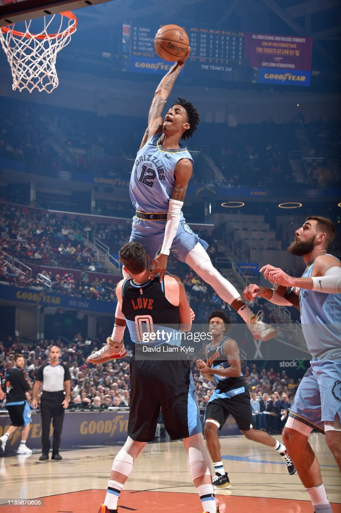 Memphis Grizzlies v Cleveland Cavaliers : News Photo