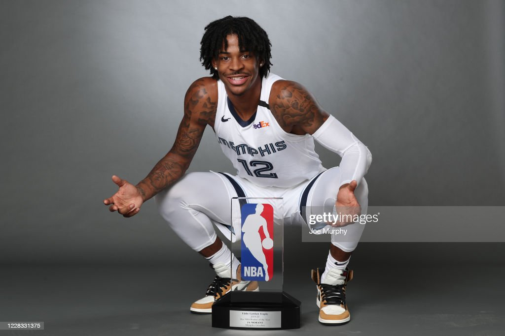 2019-20 Rookie of the Year Award : News Photo