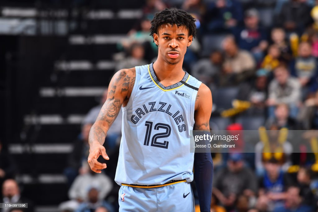 New Orleans Pelicans v Memphis Grizzlies : News Photo