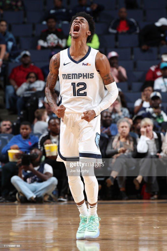 Charlotte Hornets v Memphis Grizzlies : News Photo