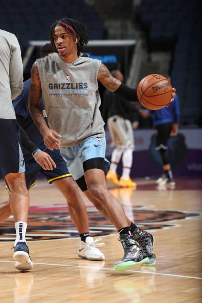 TN: Los Angeles Clippers v Memphis Grizzlies