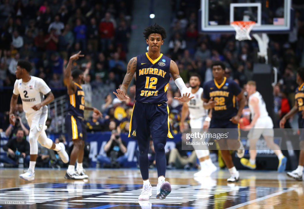 Murray State v Marquette : News Photo