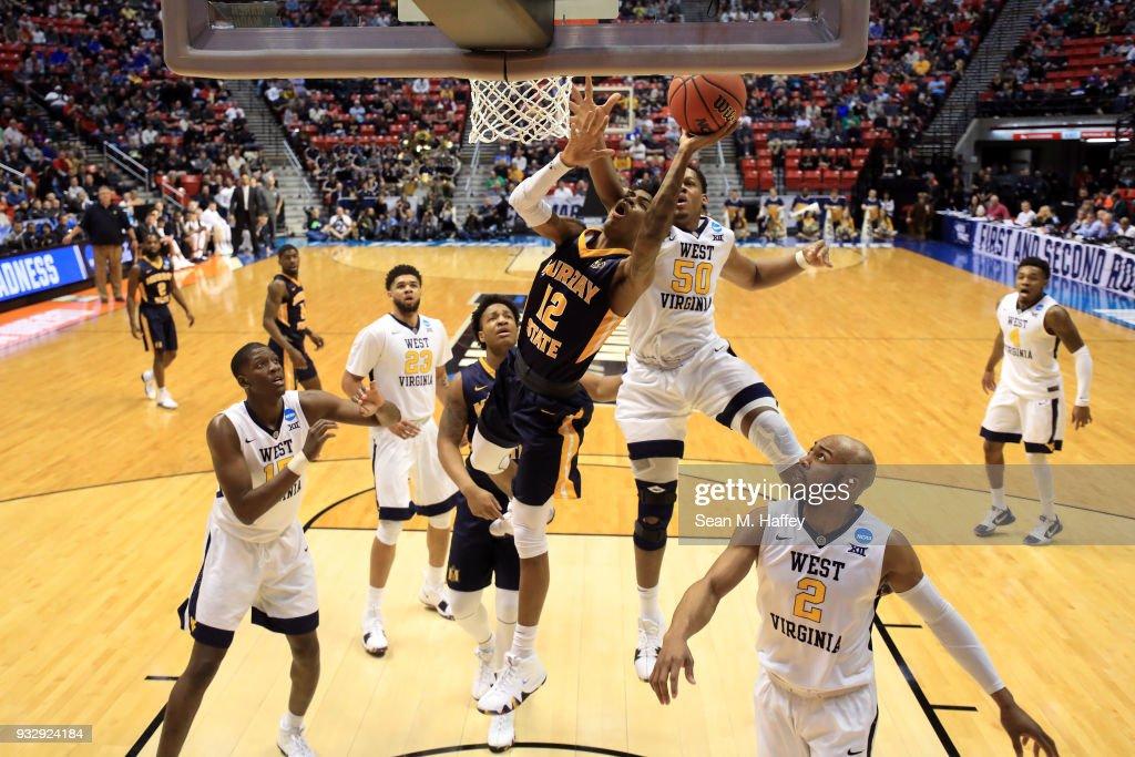 NCAA Basketball Tournament - First Round - San Diego