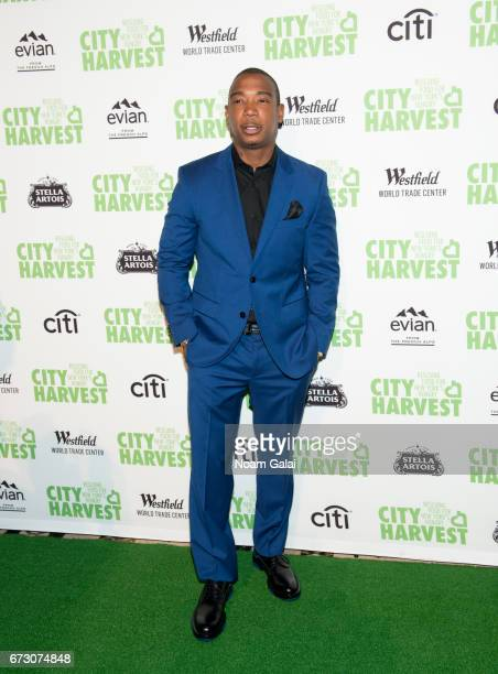 Ja Rule attends the 23rd Annual City Harvest 'An Evening of Practical Magic' Gala at Cipriani 42nd Street on April 25 2017 in New York City