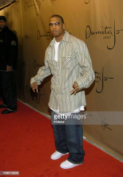 Ja Rule during Virgin Records Presents 'Damita Jo' A Celebration with Janet Jackson in Honor of Her New Album Red Carpet Arrivals at Spice Market in...