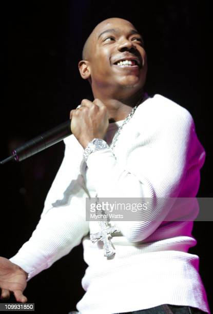 Ja Rule during Z100's Jingle Ball 2002 Show at Madison Square Garden in New York City New York United States