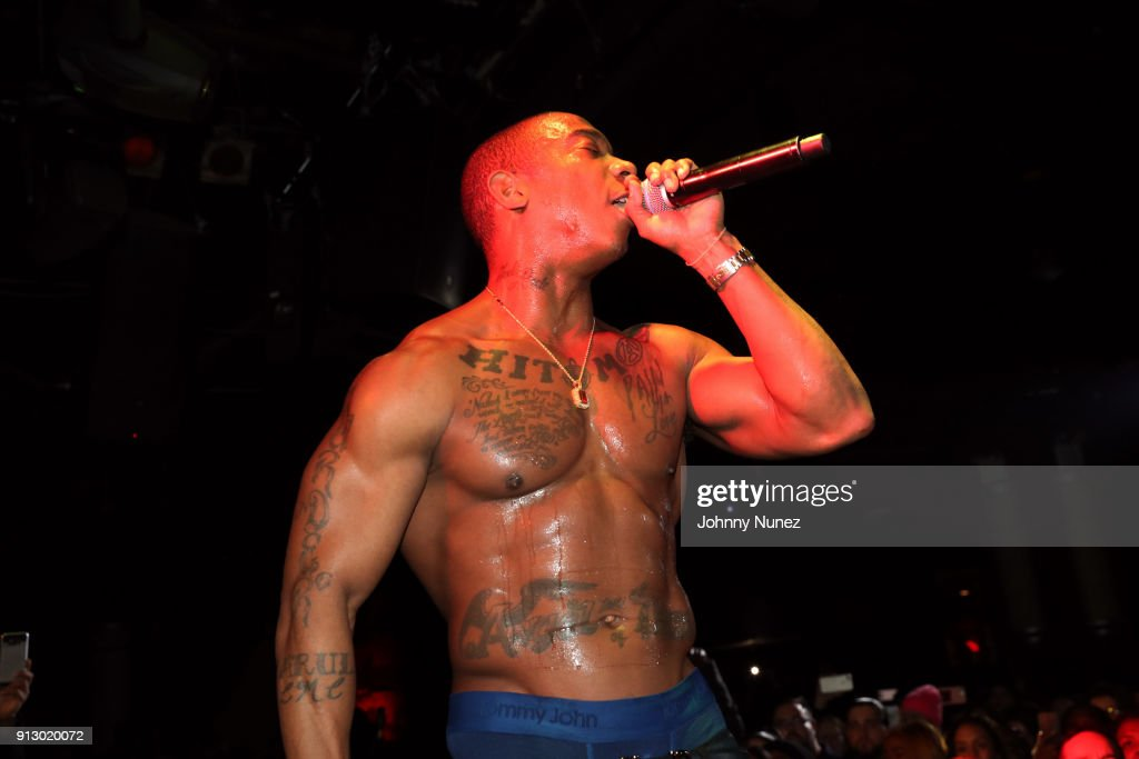 Ja Rule performs at B.B. King Blues Club & Grill on January 31, 2018 in New York City.