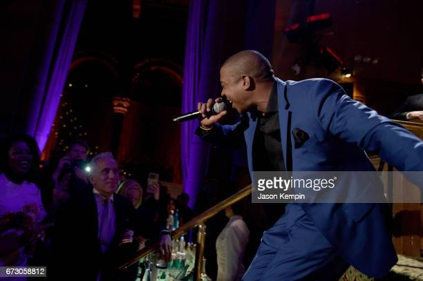 Ja Rule performs onstage at the City Harvest's 23rd Annual Evening Of Practical Magic at Cipriani 42nd Street on April 25, 2017 in New York City.