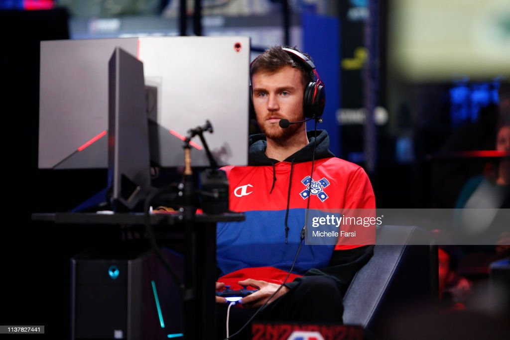 NY: Pistons Gaming Team v Bucks Gaming